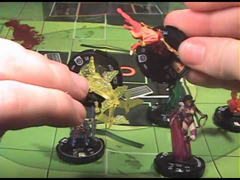 How to Play Heroclix Part #1