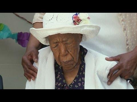 Старейшая жительница планеты умерла в возрасте 116 лет (новости)
