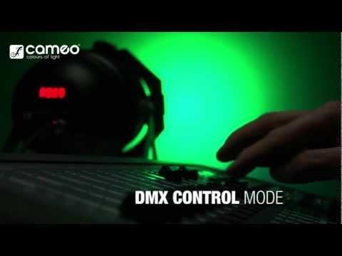 Cameo Light PAR 56 CAN - 9 x 3 W TRI Colour LED PAR Can 56 RGB