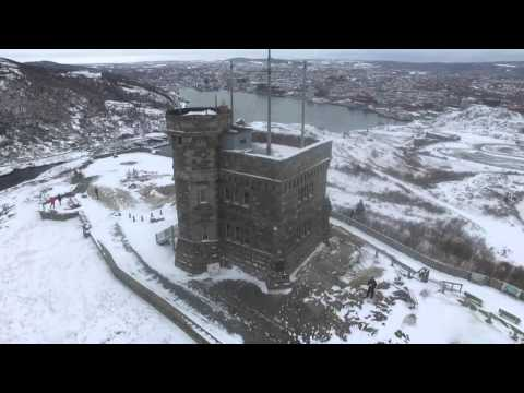 Signal Hill National Historic Site - Cabot Tower