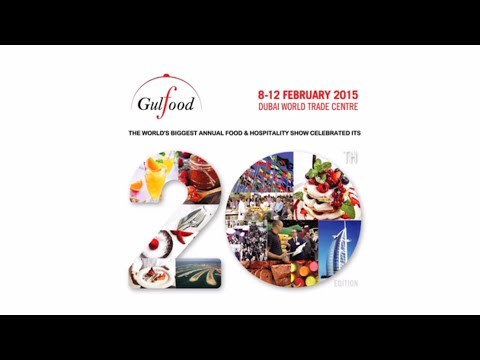 Gulfood 2015 Show Video