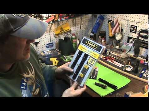 WALMART/HOMEDEPOT-EDC GEAR (видео)