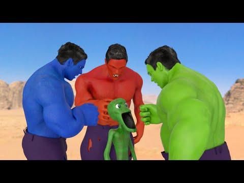 Dame Tu Cosita's HUNGER (Compilation #7) Hulk Vs Dame