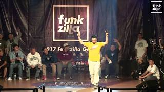 Gucchon – 2017 FUNKZILLA GAME WORLD FINAL POPPING PUBLIC SIDE Judge Solo