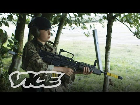 Army - In a new episode of Rule Britannia, VICE joins the UK's Army Cadet Force and asks what the youth club can give British kids who may not have a lot else. The ...