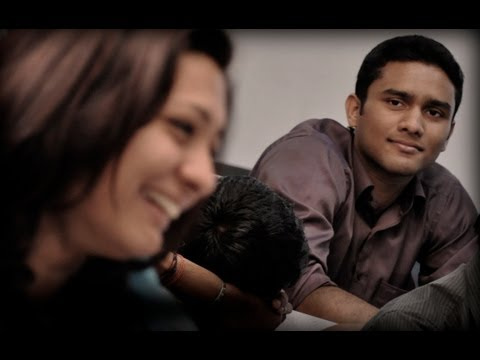 Campus Cafeteria short film