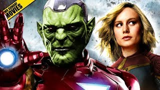 Which Avenger Is A Skrull?