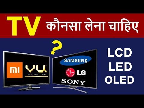 TV Buying Guide | LCD vs LED vs OLED | HD Ready, Full HD, Smart TV | Tips To Buy TV Online, Offline