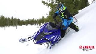 9. 2018 Yamaha Sidewinder M-TX LE 153