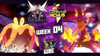 The CRAZIEST Battle EVER! WBE Sword and Shield - Week 4 by aDrive