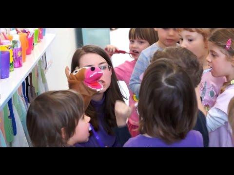 Projekt Dětský úsměv učí děti té správné ústní hygieně