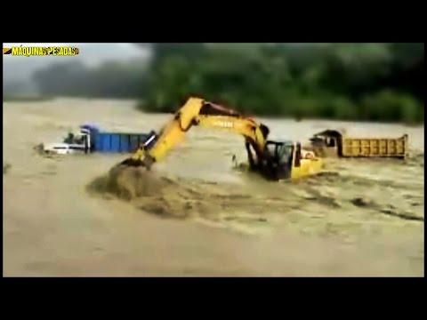 Quando a inundação pega de surpresa - When the flood caught off guard!