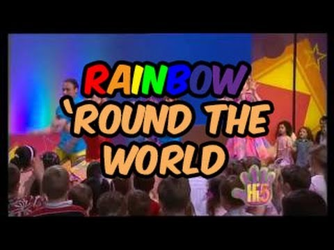 Rainbow 'round the World - Hi-5 - Season 7 Song of the Week