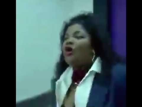Soul Plane Monique as flight attendant saying drop them drawers