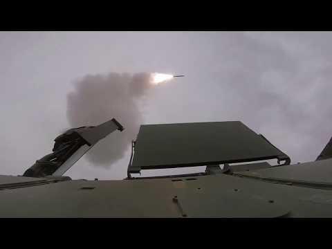 Россия испытала ракетные системы «Тор-М2»