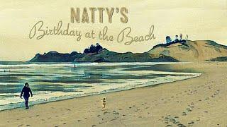 Natty's Birthday at the Beach