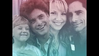 Jodie and John Stamos - I'll Always Remember You