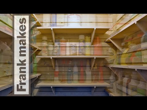 French Cleat Closet System by Frank Howarth