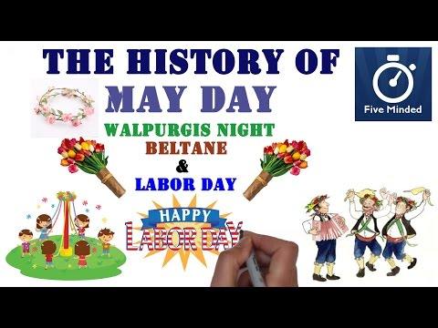Labour's day MAY DAY