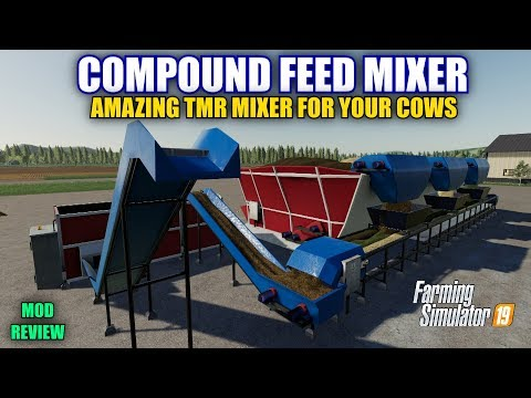 Feed Mixer G2-456 By Kastor Inc. v1.1.0.0