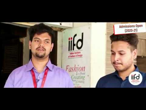 IIFD - Indian Institute of Fashion & Design !! Admissions Open 2020-21 - 100 % Placements