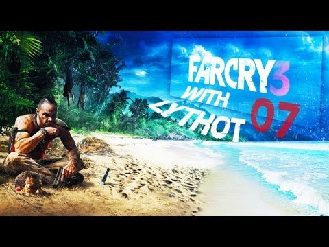 LythoT Plays Far Cry 3 - Episode 7: A Hunters Instincts
