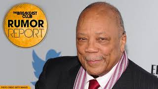 Video Quincy Jones Says Michael Jackson Was 'Greedy' And Stole Other People's Music MP3, 3GP, MP4, WEBM, AVI, FLV Februari 2018