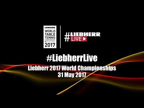 2017 World Championships | Liebherr LIVE 31st May