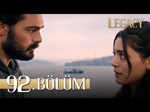 Emanet 92. Bölüm | Legacy Episode 92