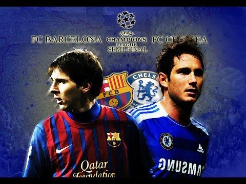 Chelsea vs Barcelona 3-2 Highlights