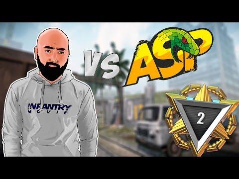 WarFace | Путь к золоту 2 лига | Бой против Аспид #8