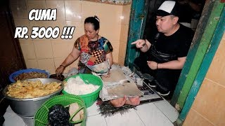 Video HARGANYA CUMA Rp. 3000, TAPI NASINYA DI BANTING!!! MP3, 3GP, MP4, WEBM, AVI, FLV April 2019