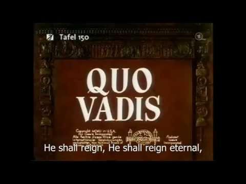 Quo Vadis 1951 -