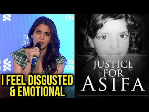 Anushka Sharma UPSET And DISGUSTED, Reacts On Asif