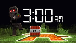 Why You Shouldn't Play Minecraft After 3:00AM