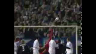 Alle Beckham-Tore für Real Madrid