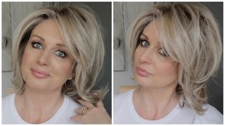 """Video Raquel Welch """"Upstage"""" Wig RL19/23SS Shaded Biscuit -First Look MP3, 3GP, MP4, WEBM, AVI, FLV Juni 2018"""