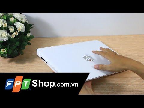 FPT Shop - Đánh giá nhanh - HP Pavilion 14 - AB018TU
