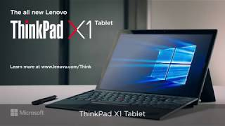 ThinkPad X1 Tablet (3rd Gen)