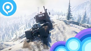 SnowRunner - A MudRunner Game Reveal Trailer - Gamescom 2019 by GameTrailers