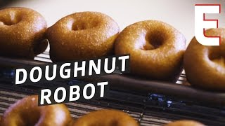 This Robot Makes Michelin Grade Doughnuts at Eleven Madison Park — Snack Break by Eater