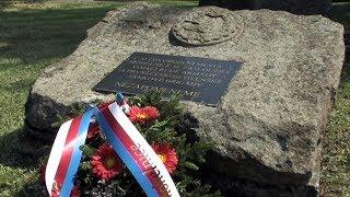 Zástupci města Mohelnice uctili památku padlých