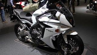10. 2014 HONDA CBR650F - MotoCroquis