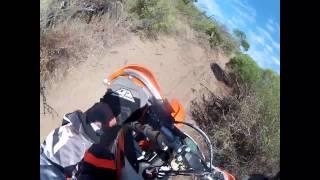 5. KTM 450 exc Adventures