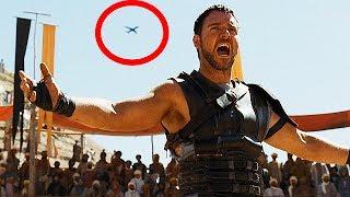 15 Erros de Filmes que Você Não Percebeu