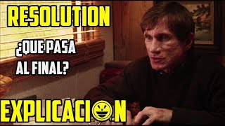 Nonton Resolution  2012     An  Lisis Y Explicaci  N   Pelicula Resoluci  N Explicada   Final Explicado Film Subtitle Indonesia Streaming Movie Download