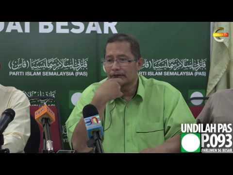 #PRKSungaiBesar : Penjelasan Dr Rani Hadir Ke Program MB Selangor