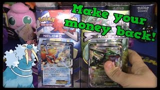 Pokemon Cards! Keldeo VS Rayquaza Battle Arena Decks! by Master Jigglypuff and Friends