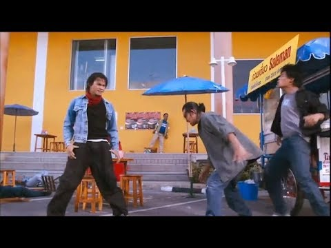The Bodyguard (2004) Tony Jaa Fight Scene
