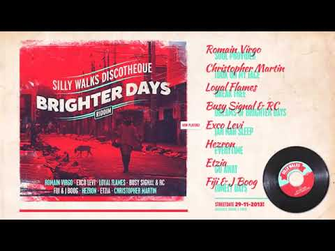 Brighter Days Riddim Mix (medley) Busy Signal,romain Virgo,exco Levi + More 2018 Refix #